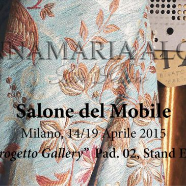 Salone del Mobile. Milan, 2015 April 14-19