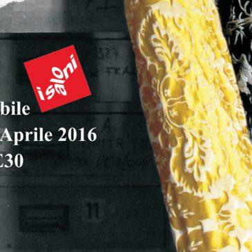 Salone del Mobile. Milan, 2016 April 12-17